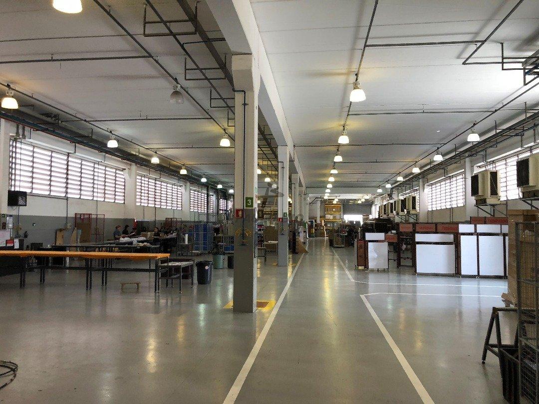 Galp�o Industrial Sao Paulo