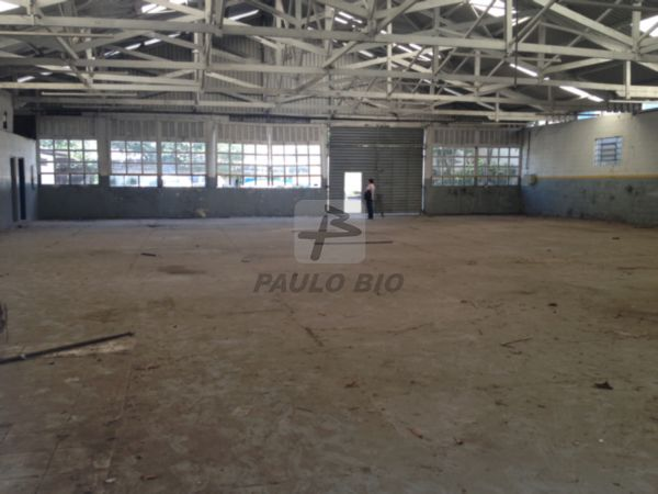 Galp�o Industrial Santo Andre
