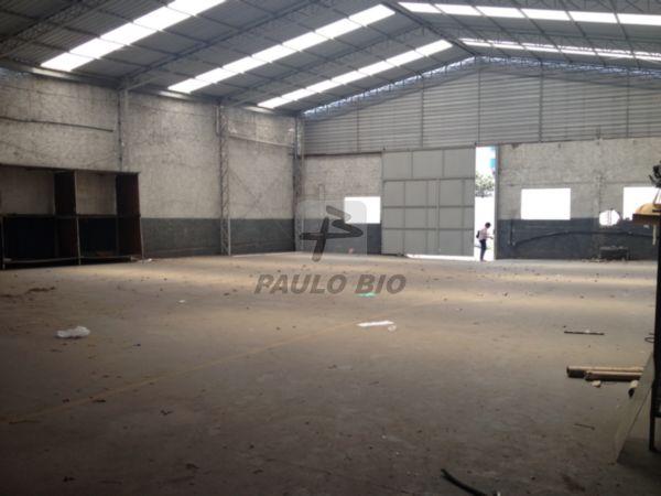 Sal�o / Galp�o Comercial Santo Andre