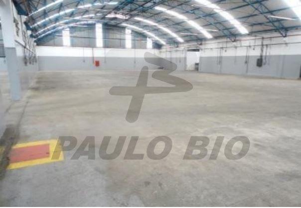 Galp�o Industrial Sao Bernardo do Campo