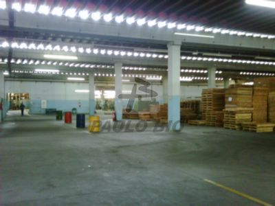 Galp�o Industrial Jandira