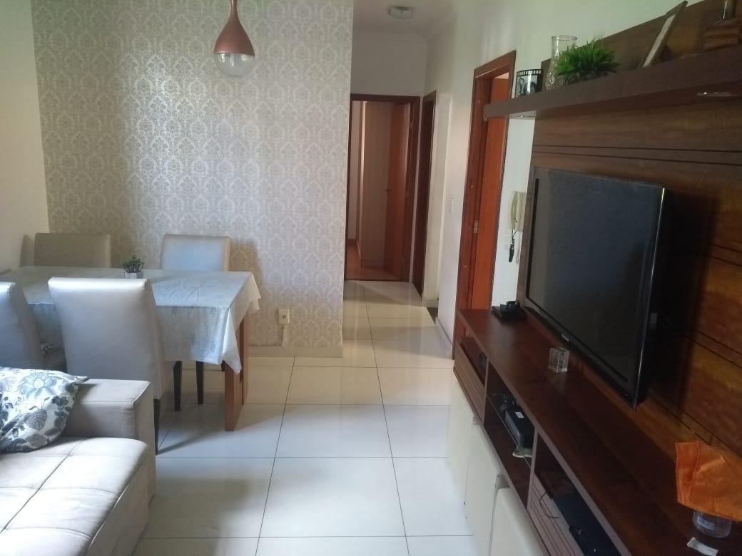 Apartamento de 64,97m²,  à venda
