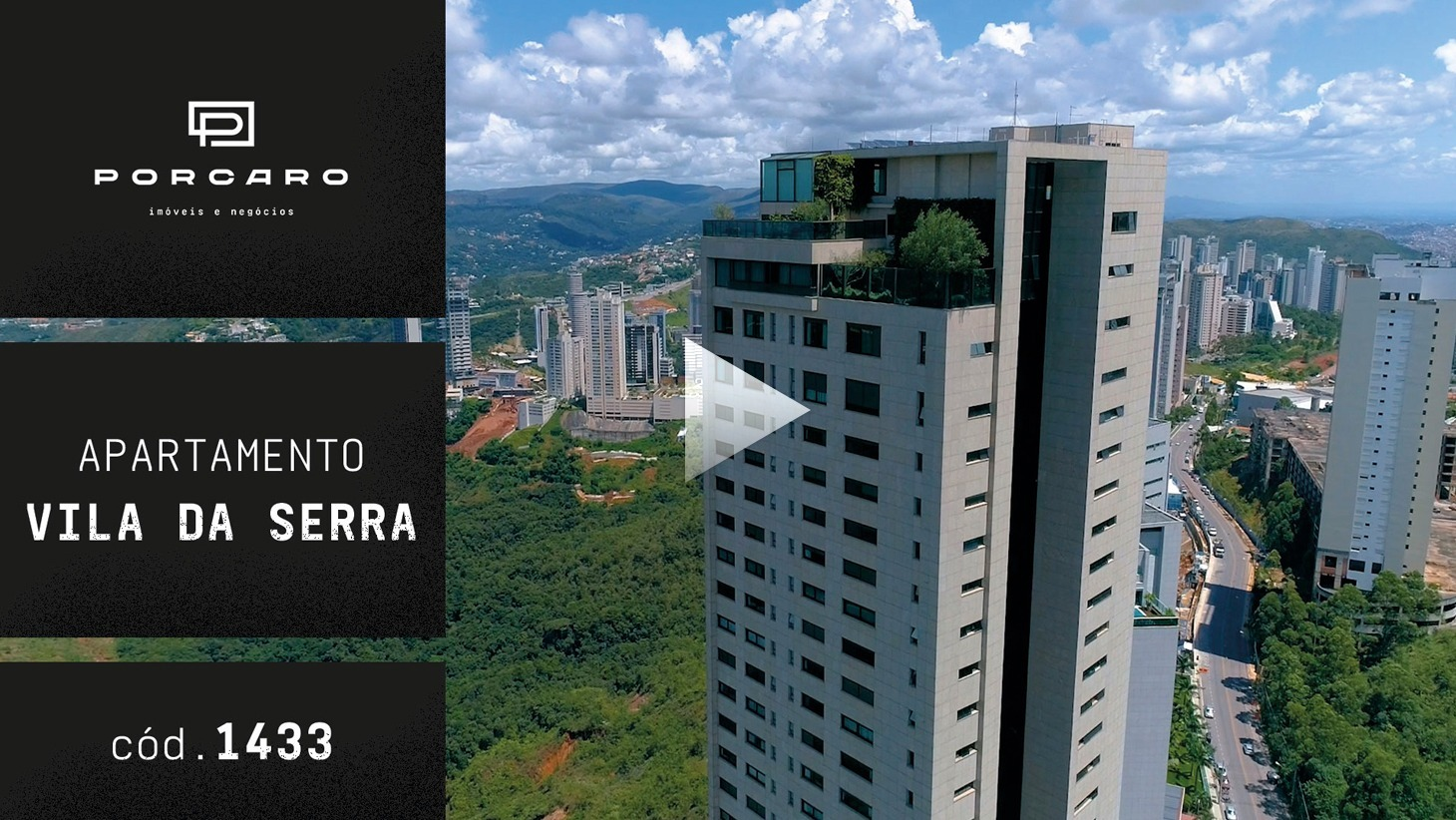 Apartamento Vila da Serra exclusivo e com lazer completo