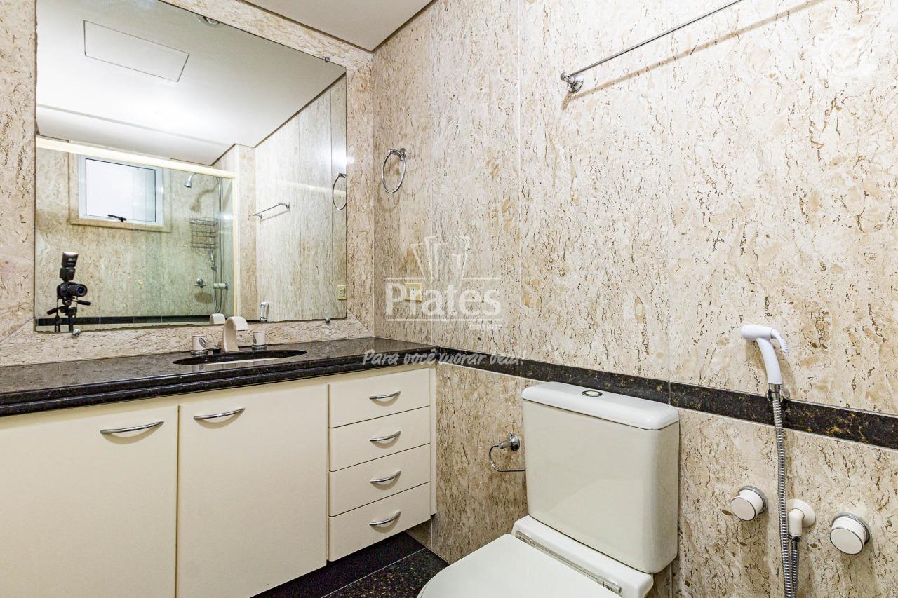 Banheiro da Suíte Júnior