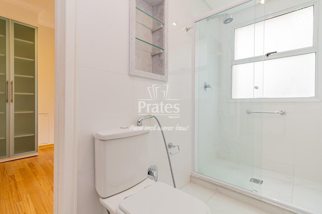 Banheiro | Demi-Suíte