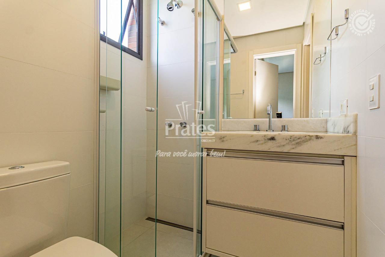 Banheiro da Demi-Suíte