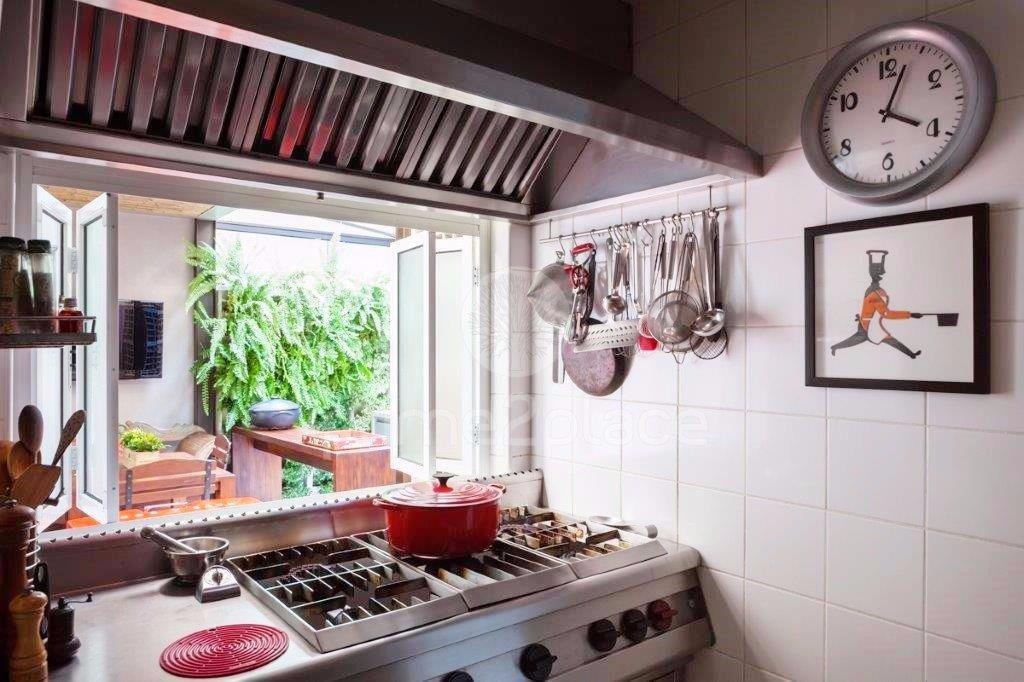 Abertura Cozinha