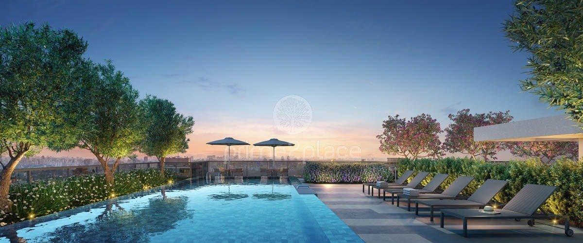Perspectiva ilustrada da piscina 2