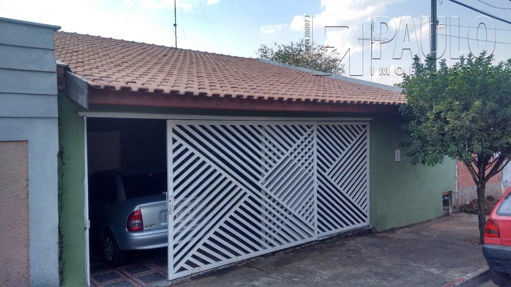 Casa Vila Industrial Piracicaba