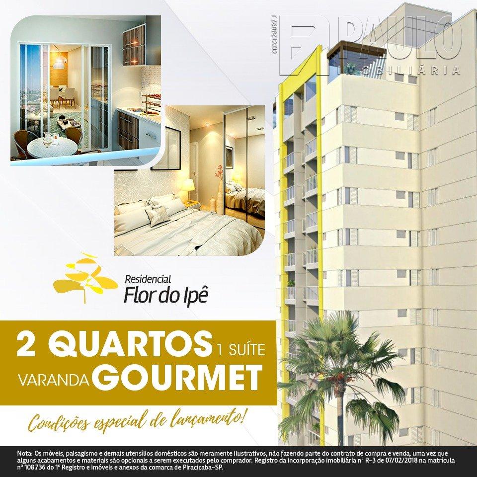Apartamento Vila Independência, Piracicaba (14371)