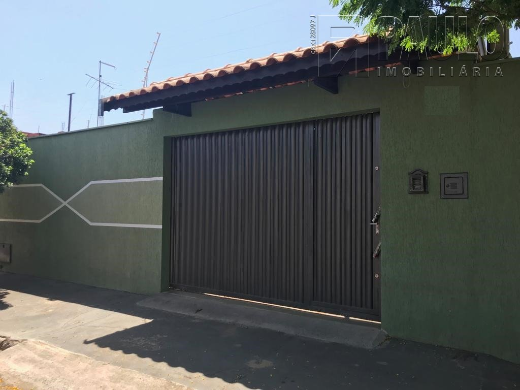 Casa Jardim Castor Piracicaba