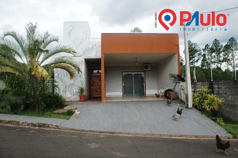 Casa em Condomínio Horto ( Tupi ) Piracicaba