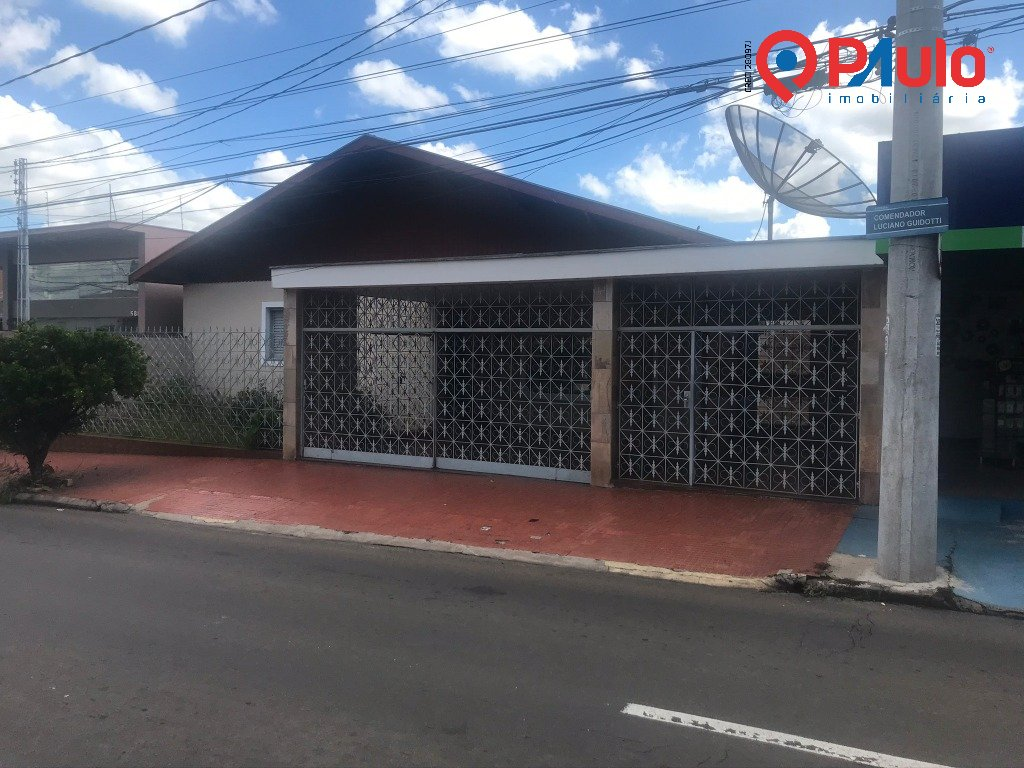 Casa Comercial Higienópolis Piracicaba