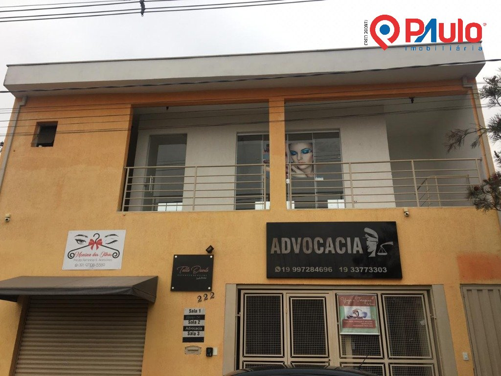 Sala Comercial Residencial Nova Água Branca ii Piracicaba