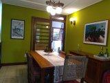 2o. pavimento : sala de jantar