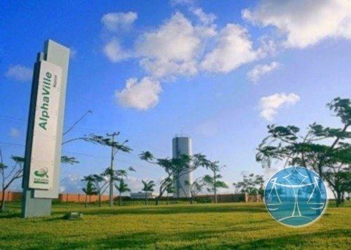 Terreno em Condomínio Fechado Alphaville Catuana Parnamirim
