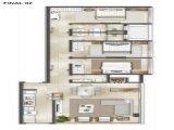 Apartamento em Torres | Edifício Enseada | Miniatura