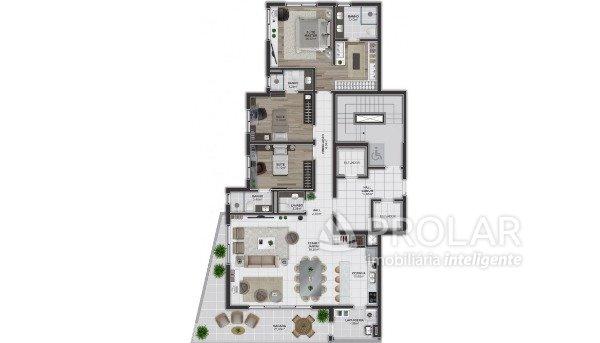 Apartamento em Caxias Do Sul | Res Lumière San Pelegrino