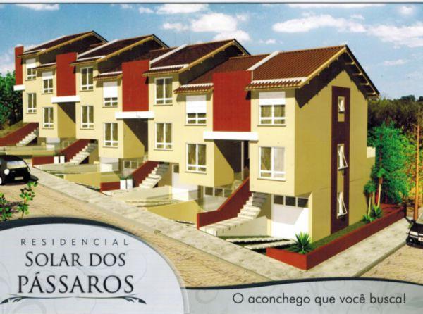 Sobrado em Caxias Do Sul | Res. Solar Dos Passaros
