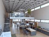 Sala Aérea em Caxias Do Sul | Vint Offices Exposição | Miniatura
