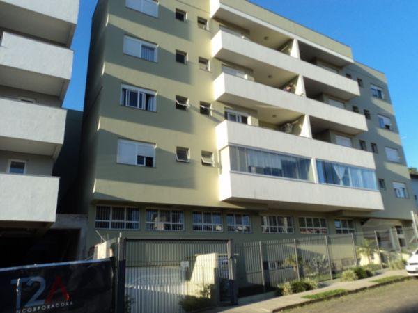 Apartamento em Caxias Do Sul   Residencial Monte Alegre