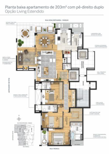 Apartamento em Caxias Do Sul | Jardim Parque Residence