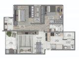 Apartamento em Caxias Do Sul | Le Blanc | Miniatura