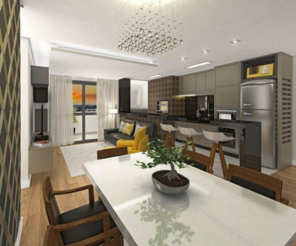 Apartamento em Caxias Do Sul   Cosmopolitan