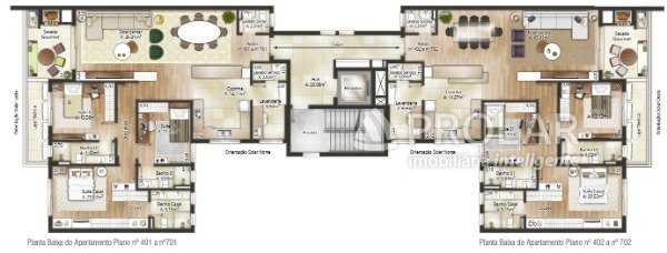Apartamento em Caxias Do Sul | Reserva Andrade Neves