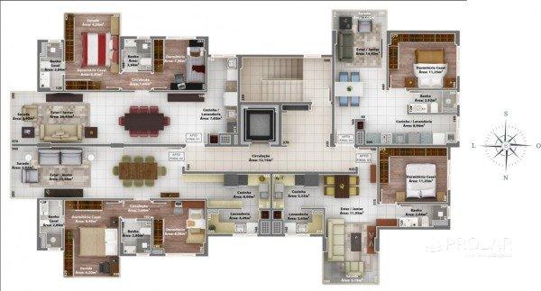 Apartamento em Bento Gonçalves   Moinhos Cidade Alta
