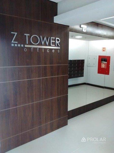 Sala Aérea em Caxias Do Sul   Z Tower