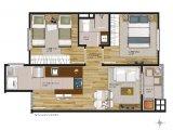 Apartamento em Caxias Do Sul | Residencial Das Tamaras | Miniatura