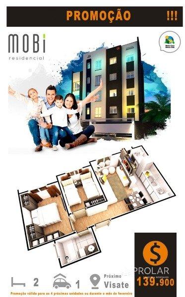 Apartamento em Caxias Do Sul | Residencial Mobi