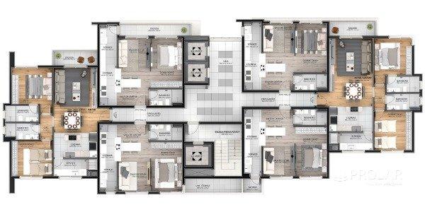 Apartamento em Caxias Do Sul | Infinity Matteo Gianella