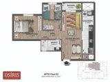 Apartamento em Caxias Do Sul | Osíris Residencial | Miniatura