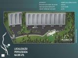 Pavilhão em Bento Gonçalves | Planalto Condomínio Industrial | Miniatura