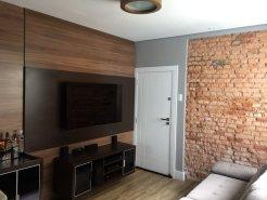 Apartamento finamente mobiliado, lindo impecável!
