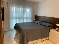 3 Suites novo alto padrão - finamente mobiliado