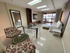Apartamento 3 dormitórios, com vista mar!