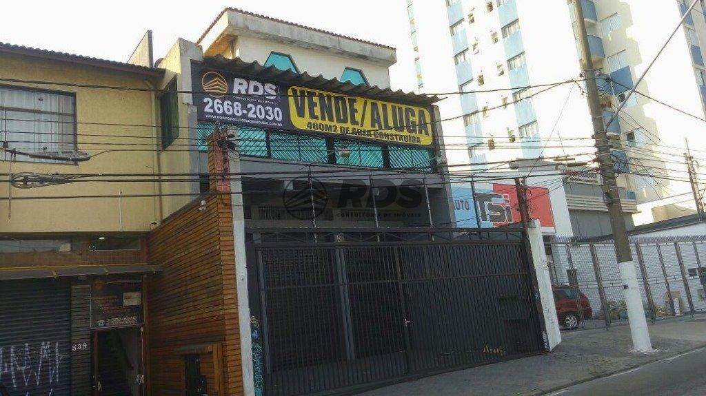 Prédio Comercial - Santo André, SP