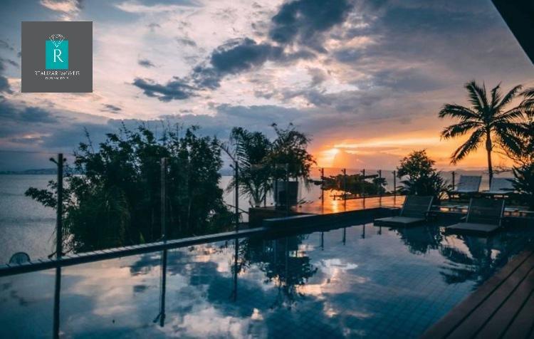 Casa em condomínio à venda  no Cacupé - Florianópolis, SC. Imóveis