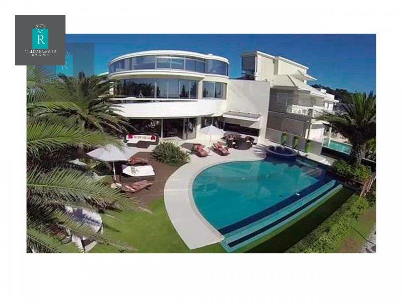 Casa à venda  no Jurerê Internacional - Florianópolis, SC. Imóveis