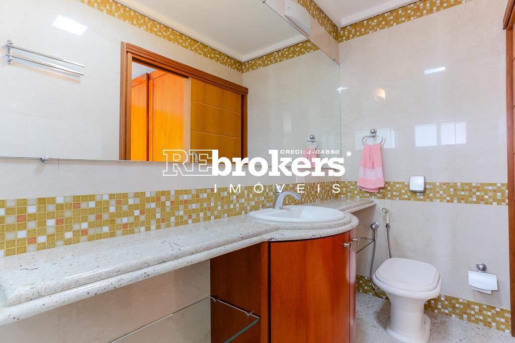 Casa em Condomínio em Pinhais, no bairro Alphaville Graciosa