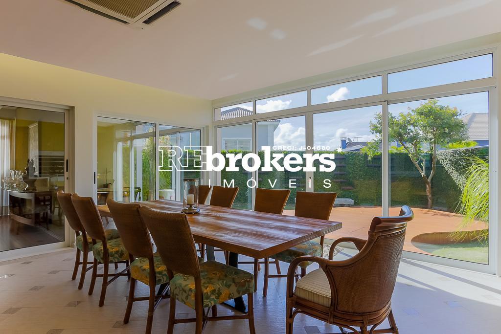 Casa em condomínio com 4 dormitórios à venda em Pinhais, no bairro Alphaville Graciosa