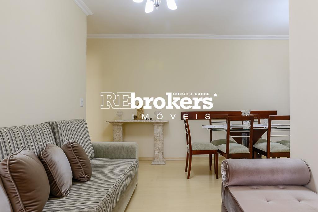 Apartamento com 3 dormitórios à venda em Curitiba, no bairro Santa Quitéria