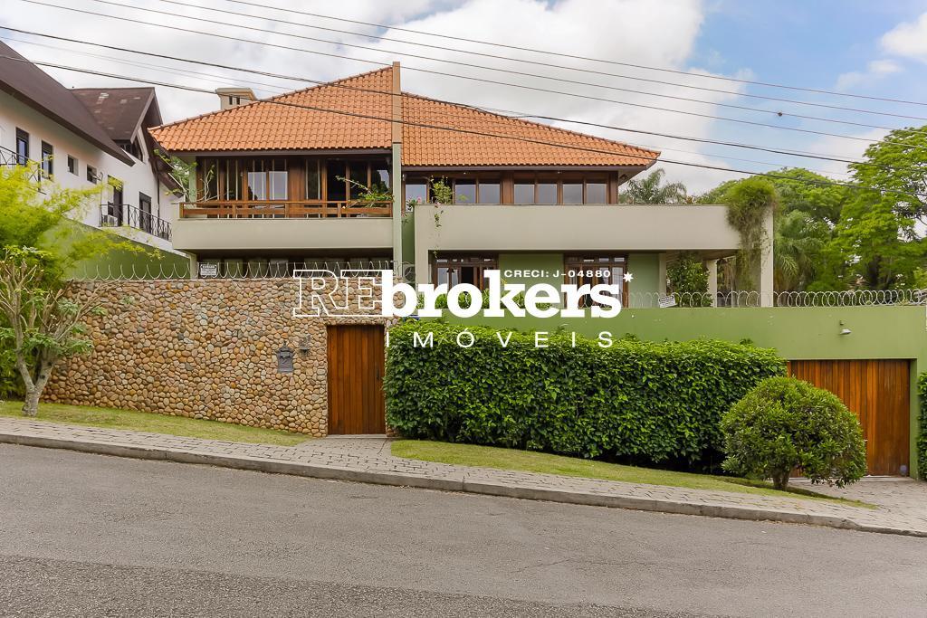 Casa com 3 dormitórios à venda em Curitiba, no bairro Champagnat
