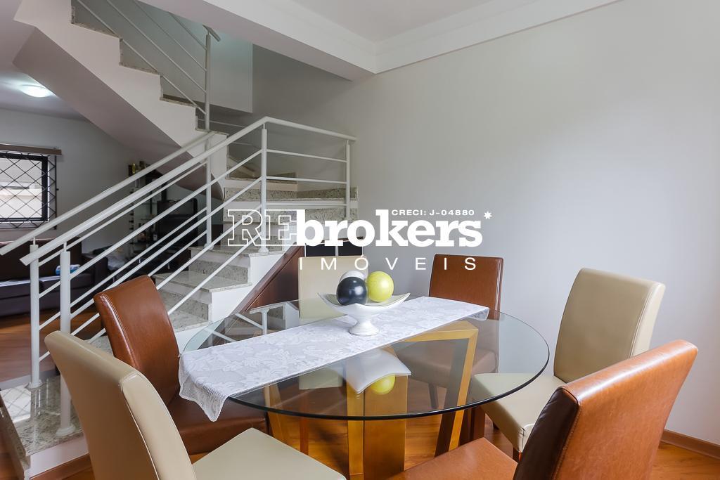 Sobrado com 3 dormitórios à venda em Curitiba, no bairro Cabral