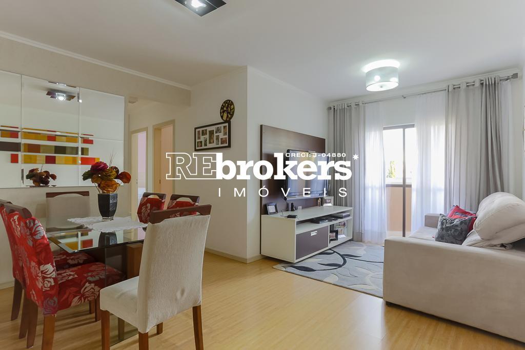 Apartamento com 3 dormitórios à venda em Curitiba, no bairro Pilarzinho