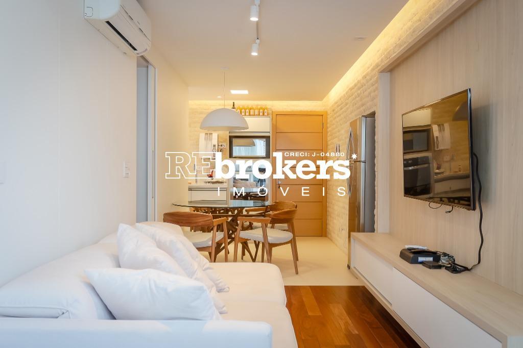 Apartamento com 1 dormitório à venda em Curitiba, no bairro Vila Izabel
