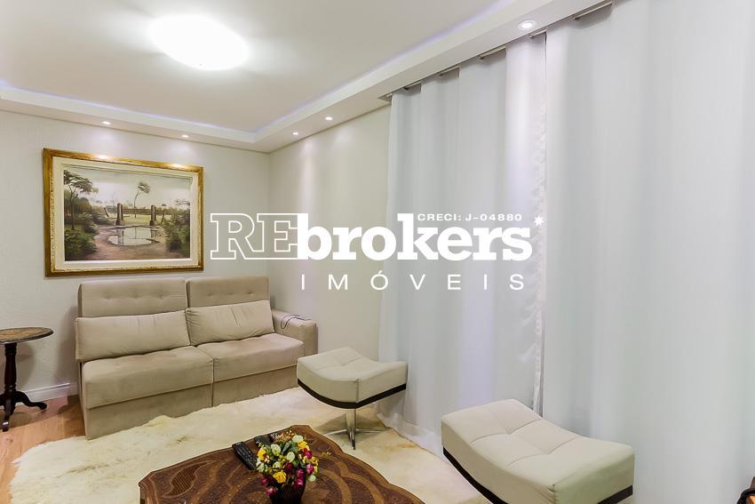 Apartamento com 3 dormitórios à venda em Curitiba, no bairro Ecoville